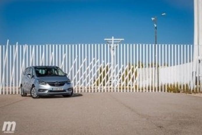 Foto 3 - Fotos Opel Zafira 1.6 CDTi