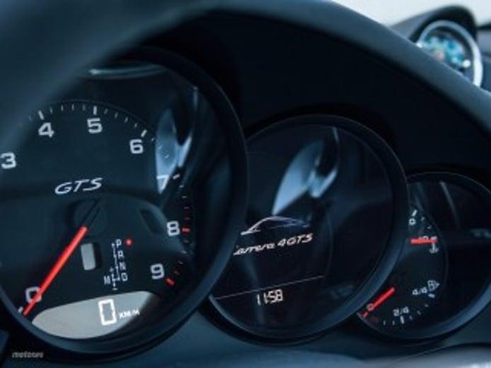 Foto 3 - Fotos Porsche 911 Carrera 4 GTS