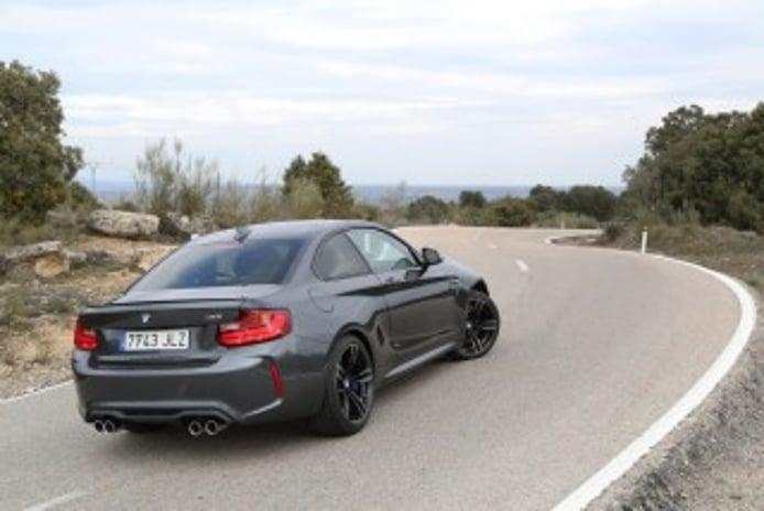 Foto 2 - Fotos del BMW M2 en su presentación