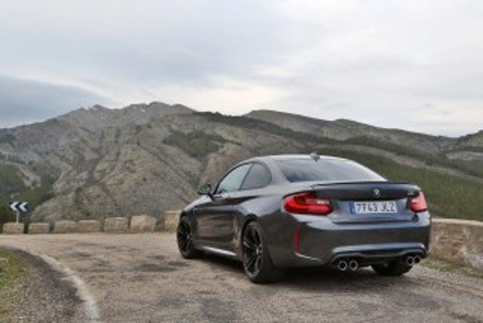 Foto 3 - Fotos del BMW M2 en su presentación