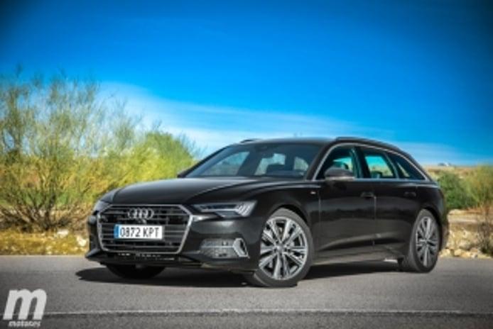Foto 1 - Fotos prueba Audi A6 Avant 50 TDI Quattro