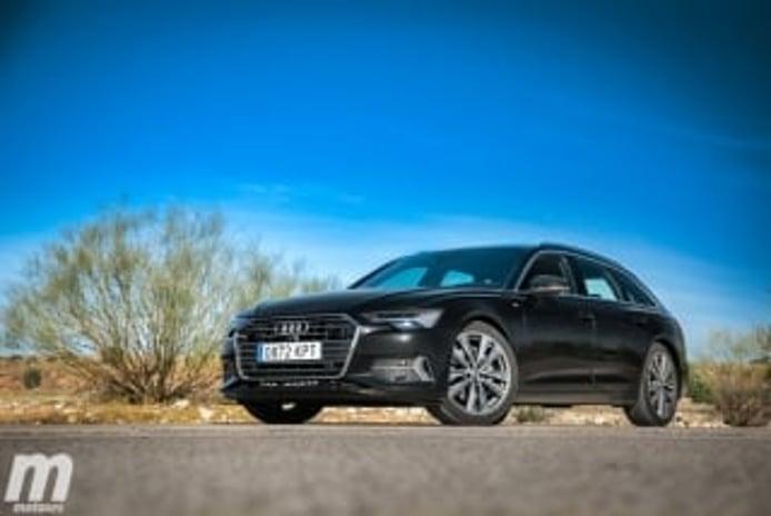 Foto 2 - Fotos prueba Audi A6 Avant 50 TDI Quattro