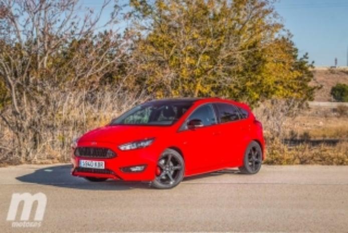 Foto 2 - Galería prueba Ford Focus