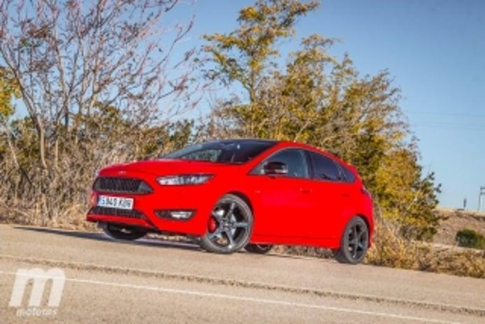 Foto 3 - Galería prueba Ford Focus