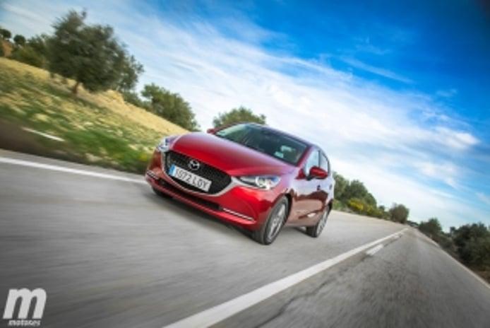 Foto 3 - Fotos prueba Mazda2 2020
