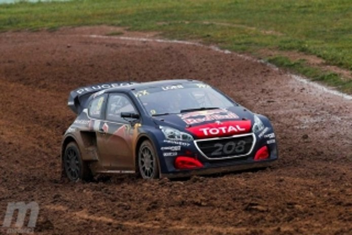 Foto 1 - Fotos Rallycross Barcelona