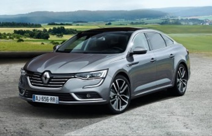 Foto 1 - Fotos Renault Talisman