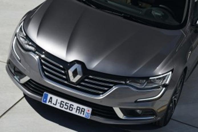 Foto 3 - Fotos Renault Talisman