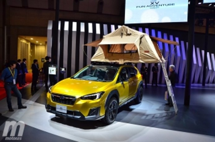 Foto 2 - Fotos Salón de Tokio 2017 – Concept Cars