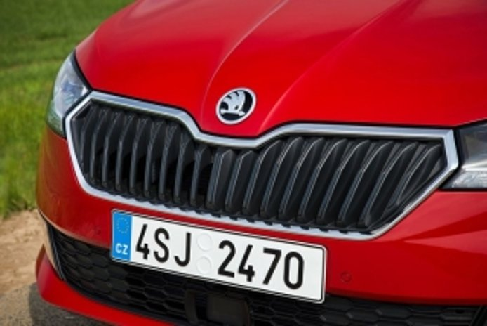 Foto 2 - Fotos Škoda Fabia 2018