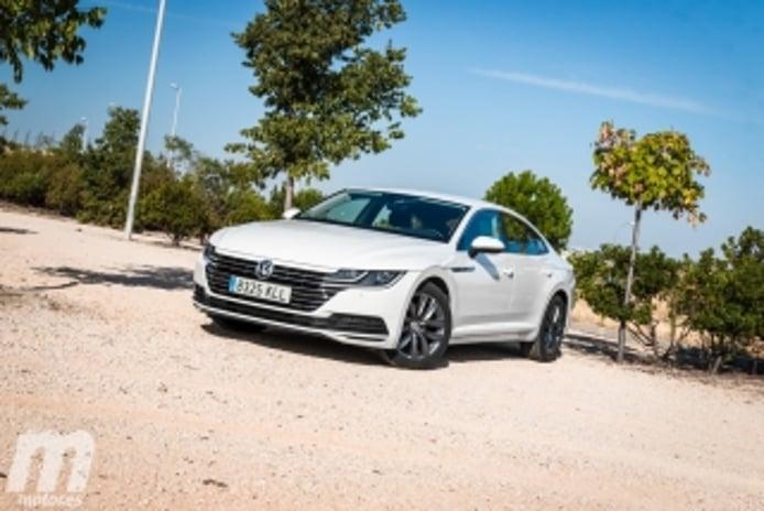 Foto 1 - Fotos Volkswagen Arteon
