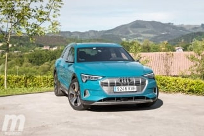 Foto 1 - Galería presentación Audi e-tron