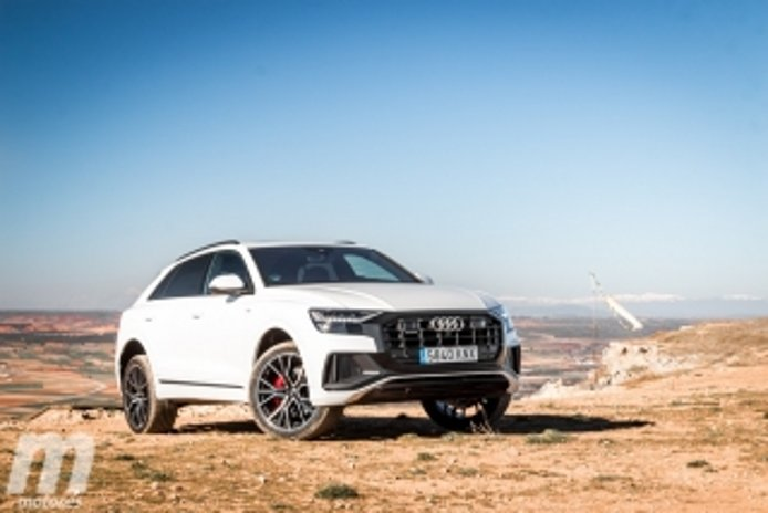 Foto 1 - Galería Audi Q8 50 TDI