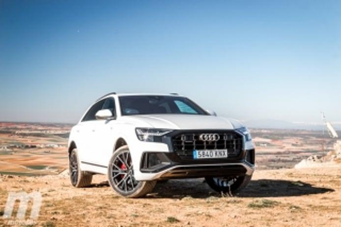 Foto 3 - Galería Audi Q8 50 TDI