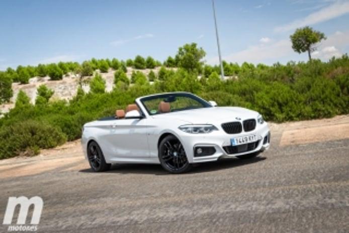 Foto 2 - Galería BMW 220i Cabrio 2019