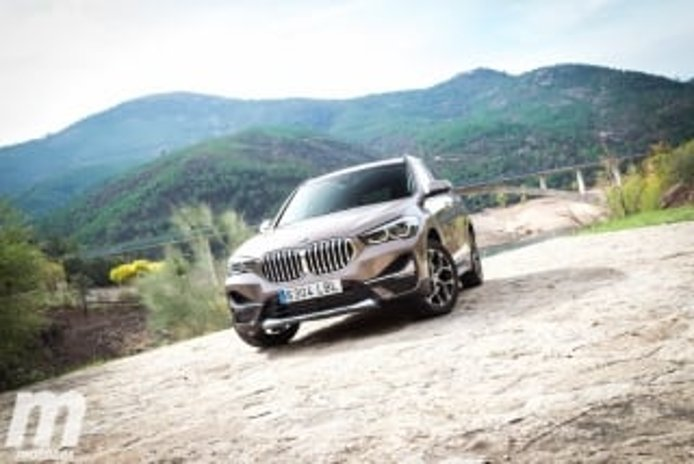 Foto 2 - Galería BMW X1 sDrive 18d 2020