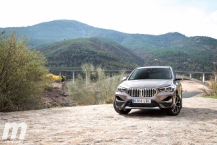 Foto 3 - Galería BMW X1 sDrive 18d 2020