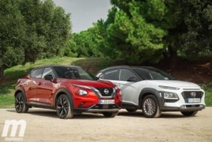 Foto 2 - Galería comparativa Nissan Juke vs Hyundai KONA