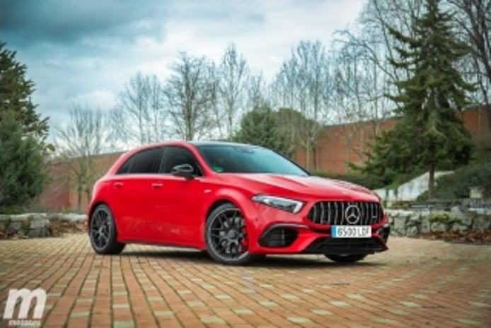 Foto 1 - Galería Mercedes-AMG A 45s 4MATIC+
