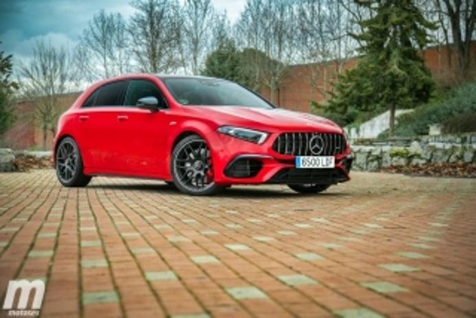 Foto 2 - Galería Mercedes-AMG A 45s 4MATIC+
