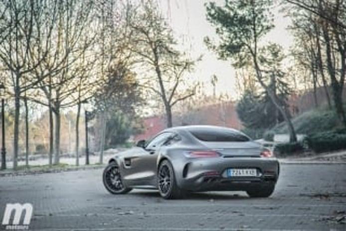 Foto 1 - Galería Mercedes-AMG GT C Coupé