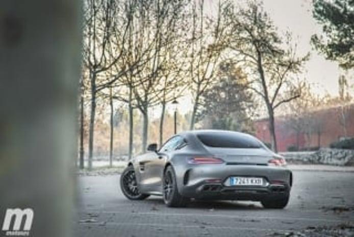 Foto 2 - Galería Mercedes-AMG GT C Coupé