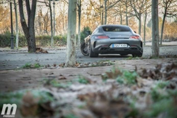 Foto 3 - Galería Mercedes-AMG GT C Coupé
