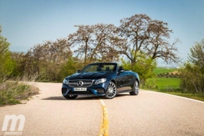 Foto 2 - Galería Mercedes Clase E Cabrio