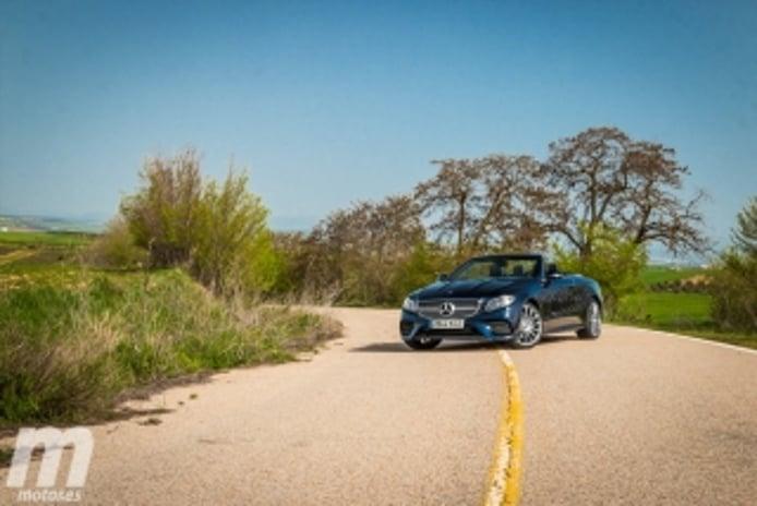 Foto 3 - Galería Mercedes Clase E Cabrio