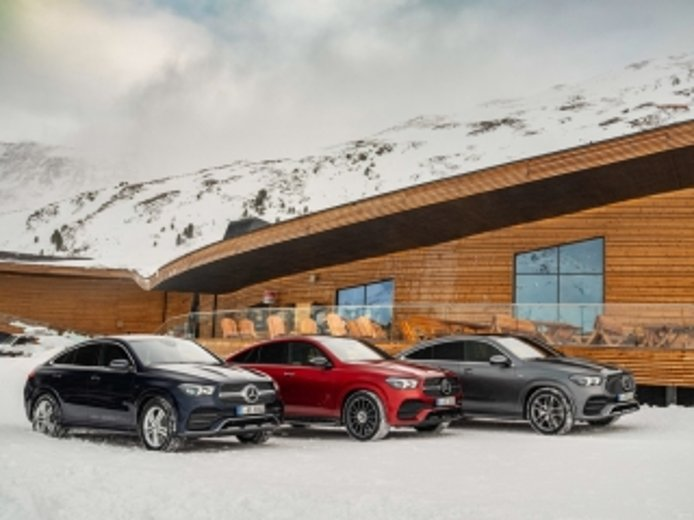 Foto 2 - Galería Mercedes GLE Coupé 2020