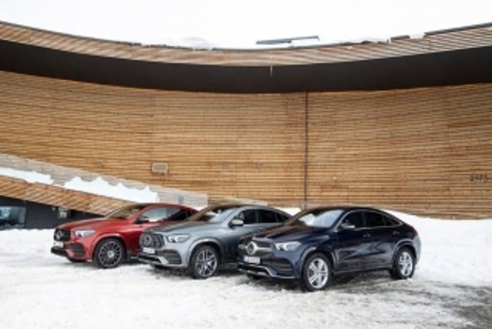 Foto 3 - Galería Mercedes GLE Coupé 2020