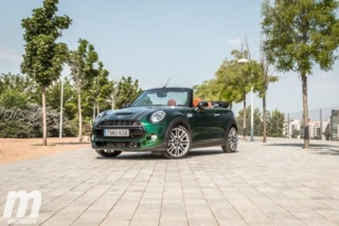 Foto 2 - Galería MINI Cooper S Cabrio 2019