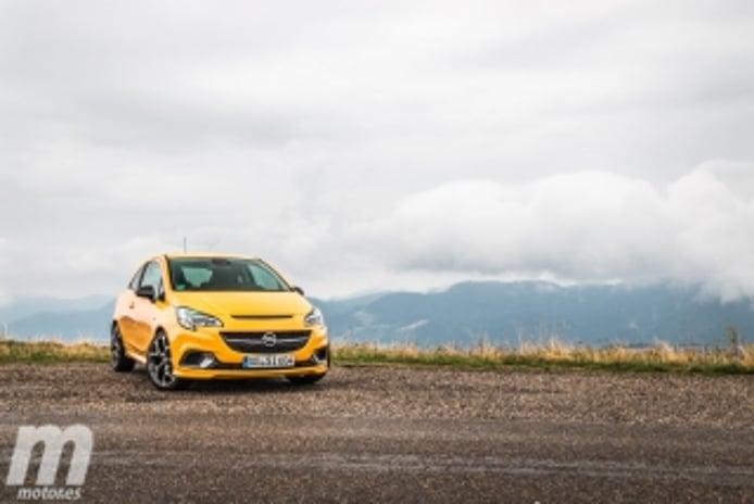 Foto 1 - Galería Opel Corsa GSi