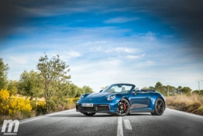 Foto 2 - Galería Porsche 911 Carrera 4S Cabriolet