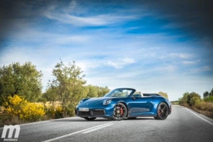 Foto 3 - Galería Porsche 911 Carrera 4S Cabriolet