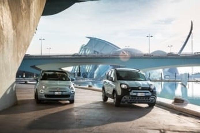 Foto 2 - Galería presentación Fiat 500 y Panda Hybrid