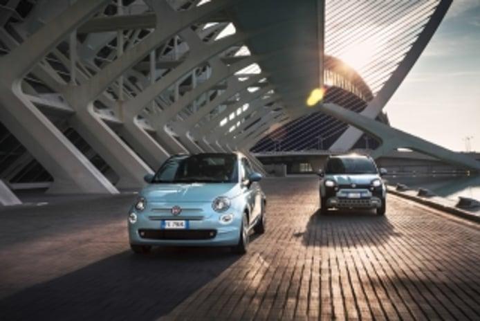 Foto 3 - Galería presentación Fiat 500 y Panda Hybrid