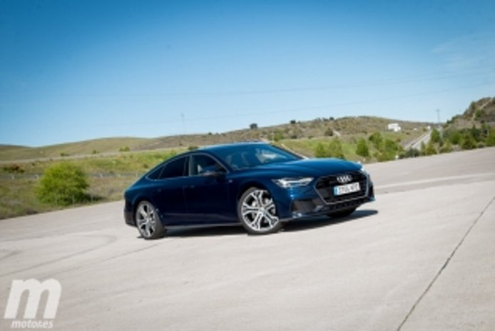 Foto 2 - Galería Prueba Audi A7 Sporback