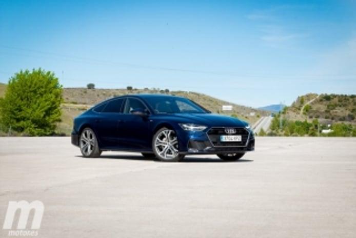 Foto 1 - Galería Prueba Audi A7 Sporback