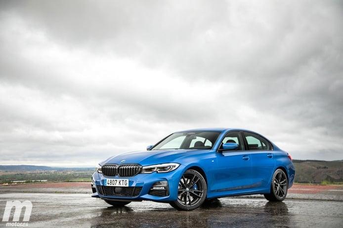 Foto BMW Serie 3 2019 - exterior