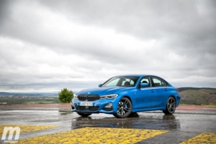 Foto 1 - Galería Prueba BMW 320d 2019