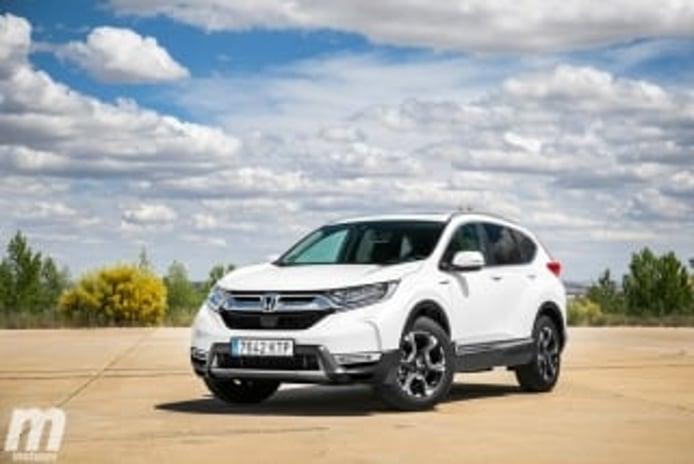 Foto 2 - Galería prueba Honda CR-V Hybrid