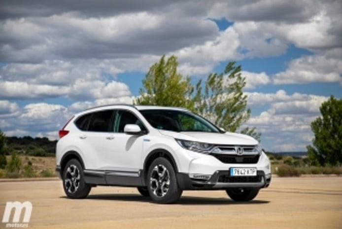 Foto 3 - Galería prueba Honda CR-V Hybrid
