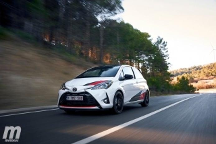 Foto 2 - Galería Toyota Yaris GRMN