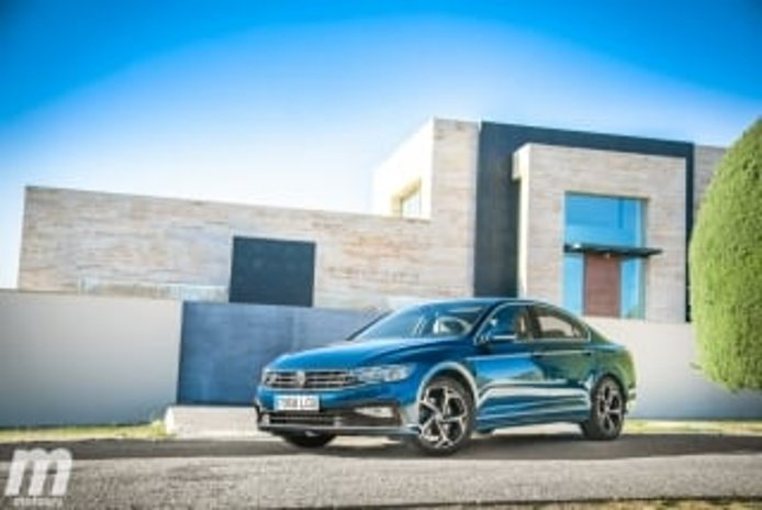 Foto 2 - Galería Volkswagen Passat 2.0 TDi 150 CV