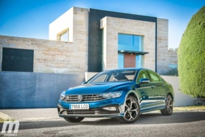 Foto 3 - Galería Volkswagen Passat 2.0 TDi 150 CV