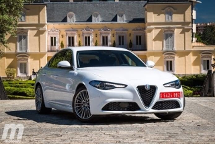 Foto 1 - Presentación Alfa Romeo Giulia