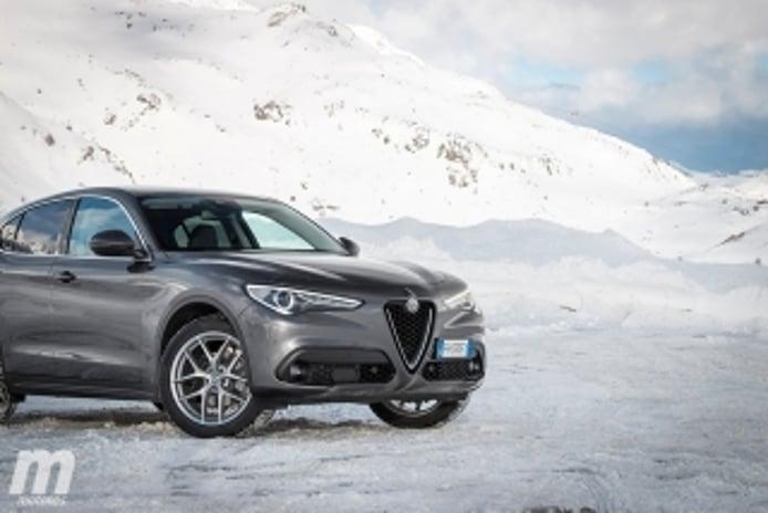 Foto 3 - Fotos presentación Alfa Romeo Stelvio