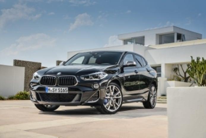 Foto 1 - Presentación BMW X2 M35i
