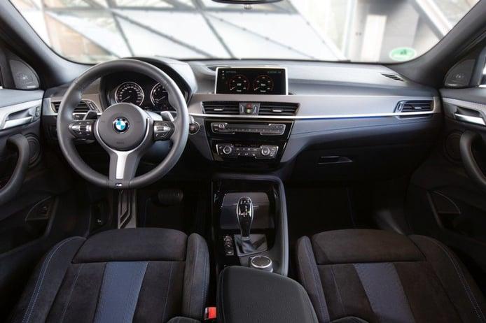 Foto Prueba BMW X2 M35i xDrive